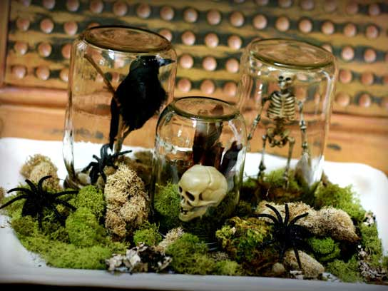 Cheap Halloween Decorations 12 Easy Homemade Ideas  Good  ~ 004318_Halloween Decoration Ideas Homemade